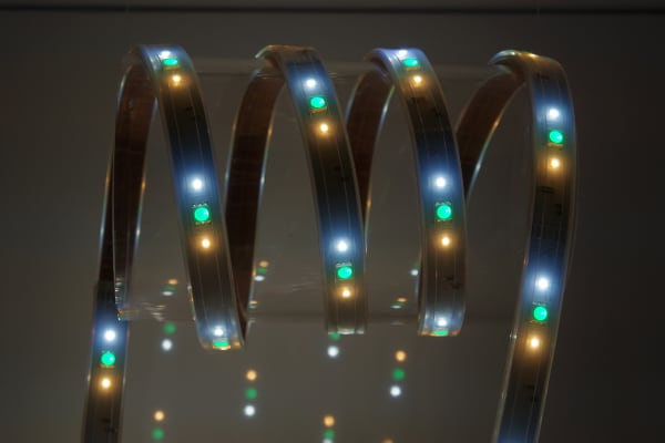 As it is an indirect light source, the Lightstrip Plus is designed to create ambience.