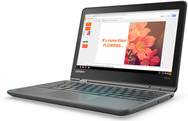 Product Image - Lenovo Flex 11 Chromebook