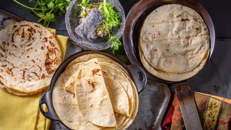 Tacos - Corn Tortillas