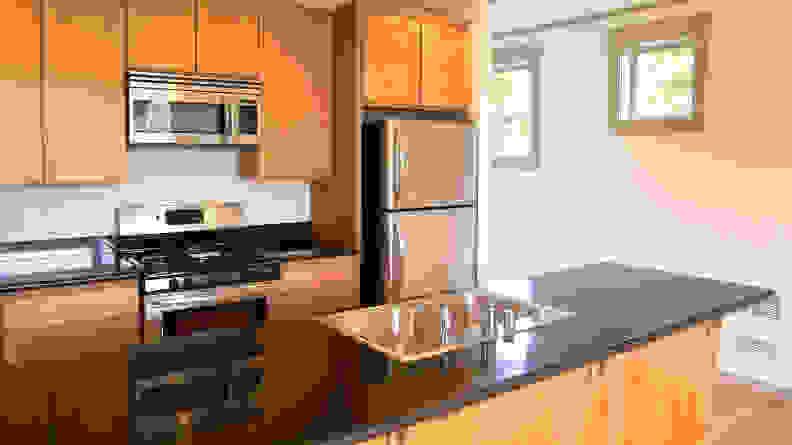 Stainless-top-freezer-refrigerator