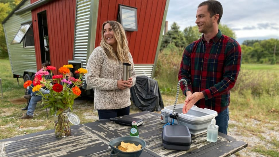 GoSun olar-powered outdoor kitchen gadgets