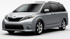 Product Image - 2012 Toyota Sienna SE