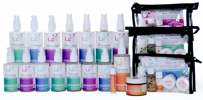 Lily Farm Fresh Skincare