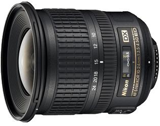Product Image - Nikon AF-S DX Nikkor 10-24mm f/3.5-4.5G ED