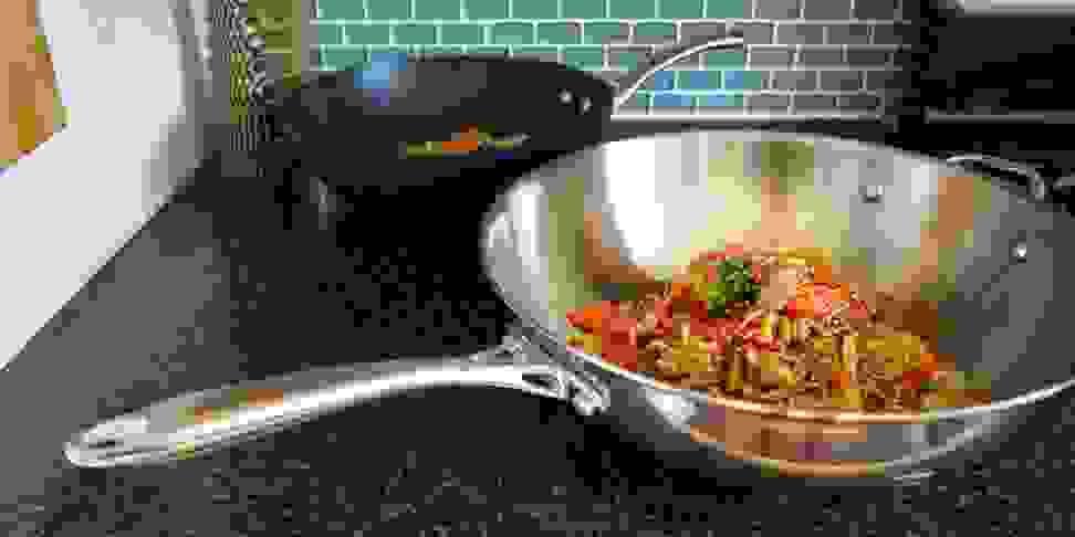 the best woks