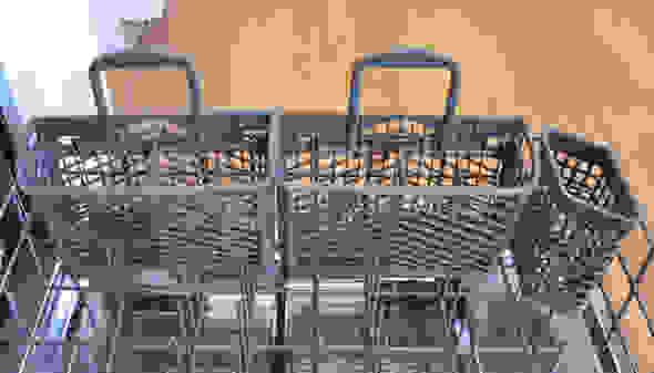 Cutlery Basket Photo