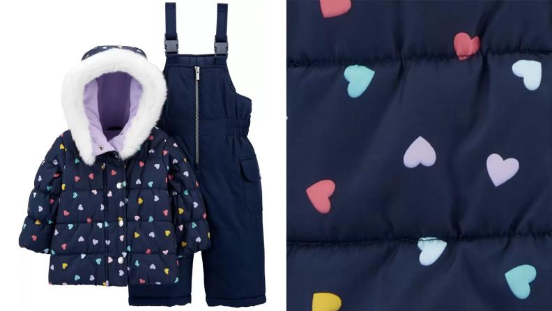 eight snow suit