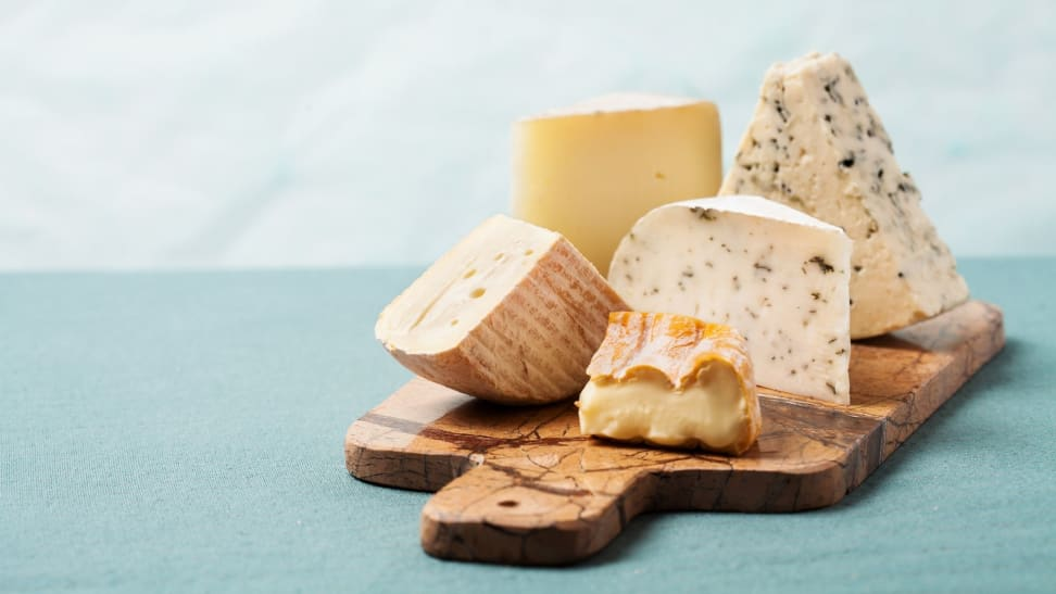 Here's everything you need if you love cheese.