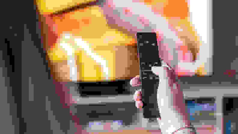 Samsung Q90T QLED TV Remote Control