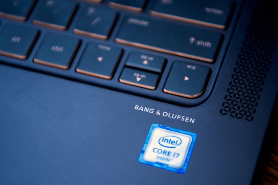 HP Spectre HP Intel Core i7 Processor