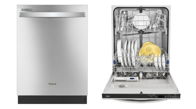 Best Affordable Dishwasher: Whirlpool WDF330PAHW