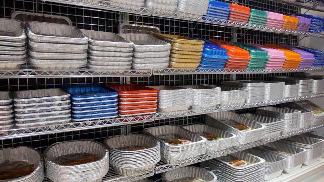 Handi-Foil aluminum kitchenware