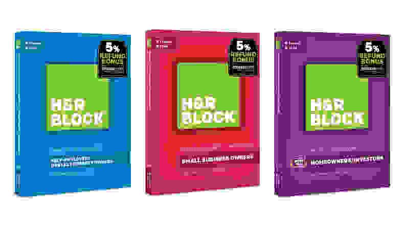 H&R Block Tax Software