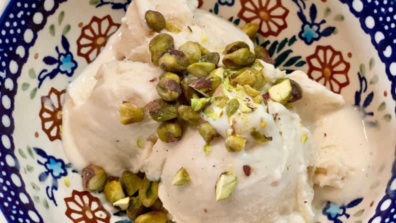 Turkish ice cream recipe