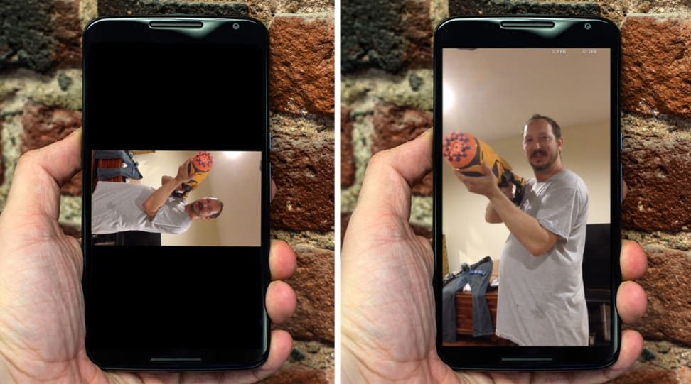 Android's YouTube update will reconfigure vertical video