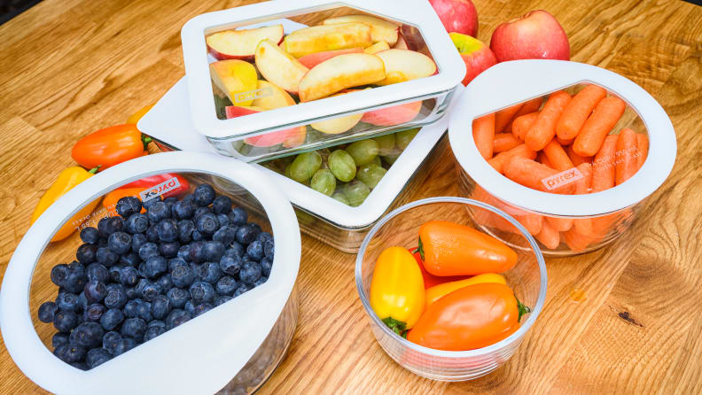 Holiday Dinner: Storage Containers