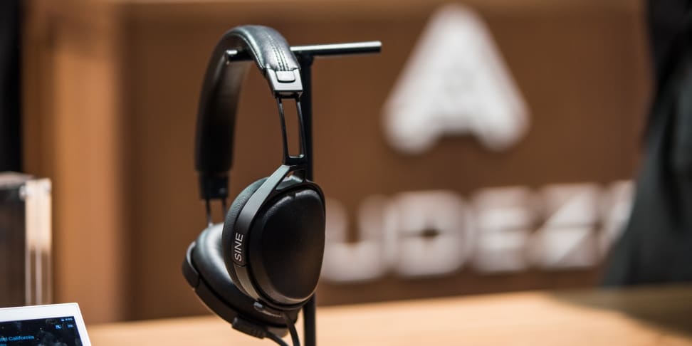 53e3eefe289 Audeze Sine Headphones First Impressions Review. Planar Magnetic drivers in  a portable on-ear package