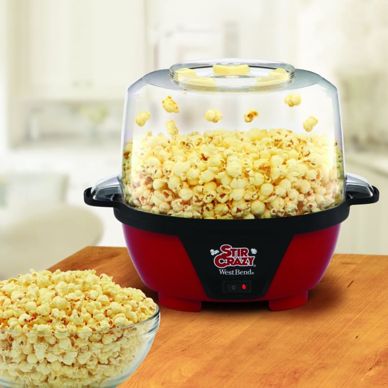 West Bend Popcorn Popper
