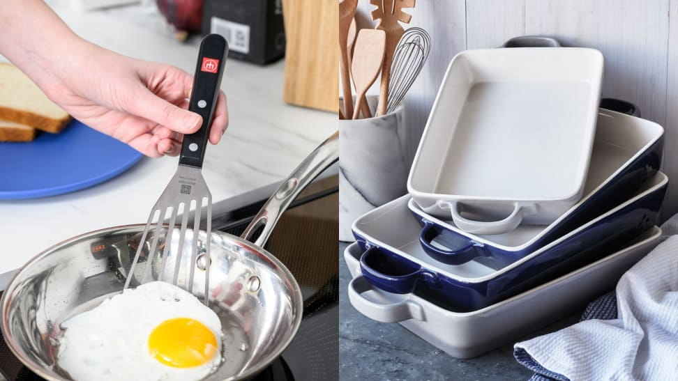 Essential products to have in your first kitchen