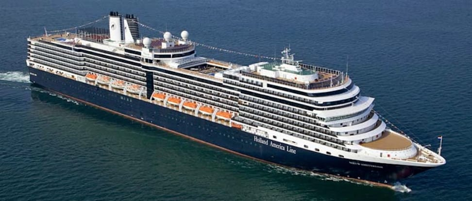 Product Image - Holland America Line ms Nieuw Amsterdam