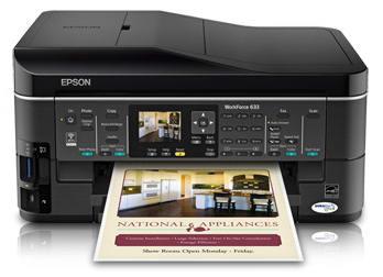 Product Image - Epson WorkForce 633