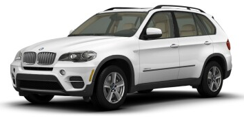 Product Image - 2012 BMW X5 xDrive35d