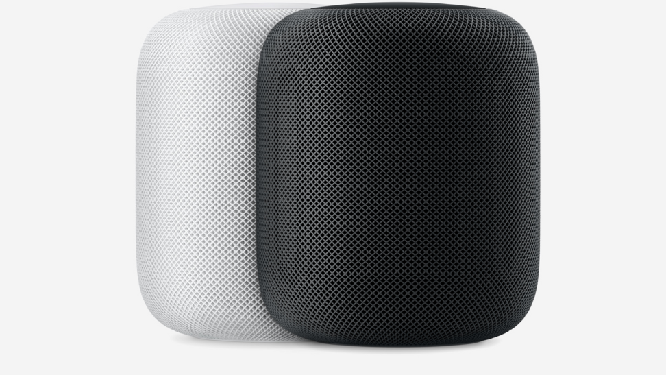 This is the first time we've seen the Apple HomePod on sale