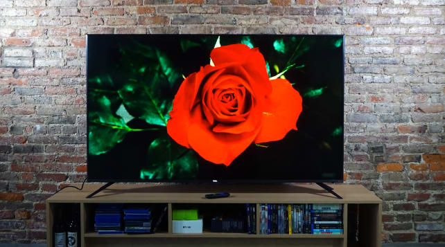 Best TV for the Money: TCL 6 Series
