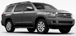 Product Image - 2012 Toyota Sequoia Platinum