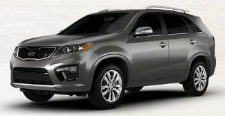 Product Image - 2013 Kia Sorento EX w/ Third Row Seating Package