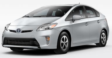 Product Image - 2012 Toyota Prius Four