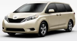 Product Image - 2012 Toyota Sienna LE FWD (2.7L 4-Cyl.)