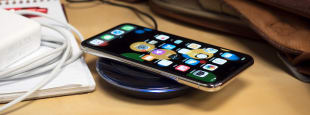 Wireless chargers for iphone hero