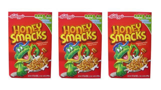 Honey Smacks Recall