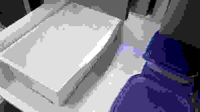 Hisense HRF266N6CSE French-door Refrigerator Review — Ice Bin
