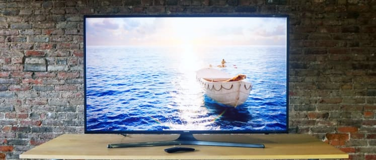This 55-inch Samsung 4K smart TV is on sale for $500 - Reviewed.com Televisions