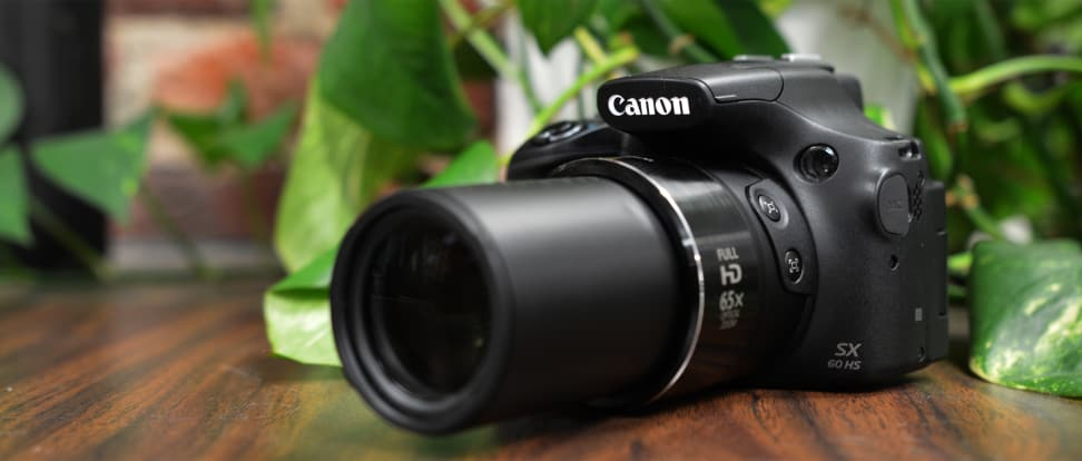 Product Image - Canon PowerShot SX60 HS