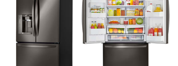 Lg lfx25973d french door refrigerator review   her