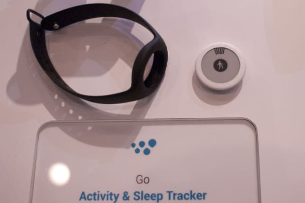 Go Tracker with Band