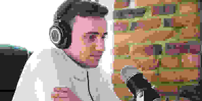 michael-wearing-headphones