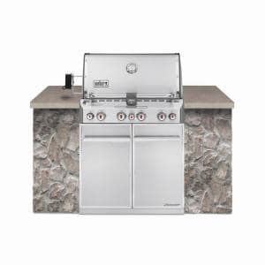 Product Image - Weber  Summit S-460 Built-In