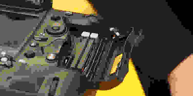Nikon D5 Dual CF Slots