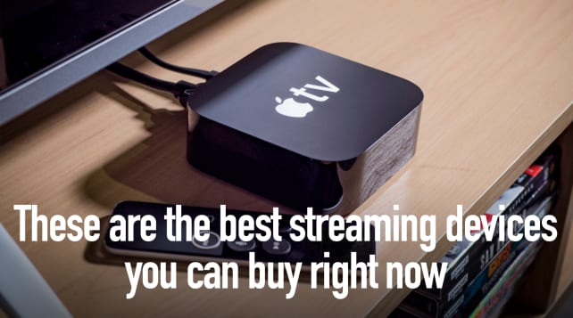 Best media streaming boxes