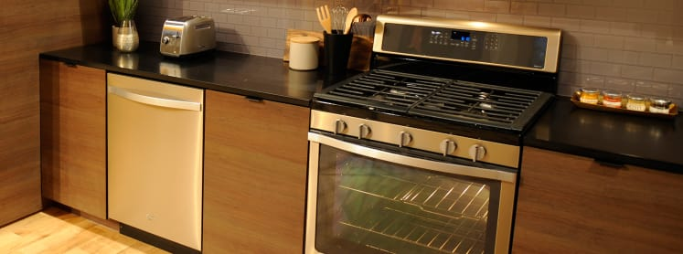 Whirlpool Kitchen Suite Whirlpool sunset bronze kitchen suite reviewed whirlpool sunset bronze kitchen suite workwithnaturefo