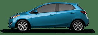 Product Image - 2012 Mazda Mazda2 Touring