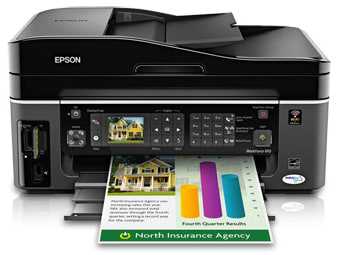 Product Image - Epson WorkForce 610