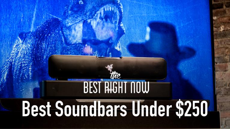 Best Soundbars Under $250