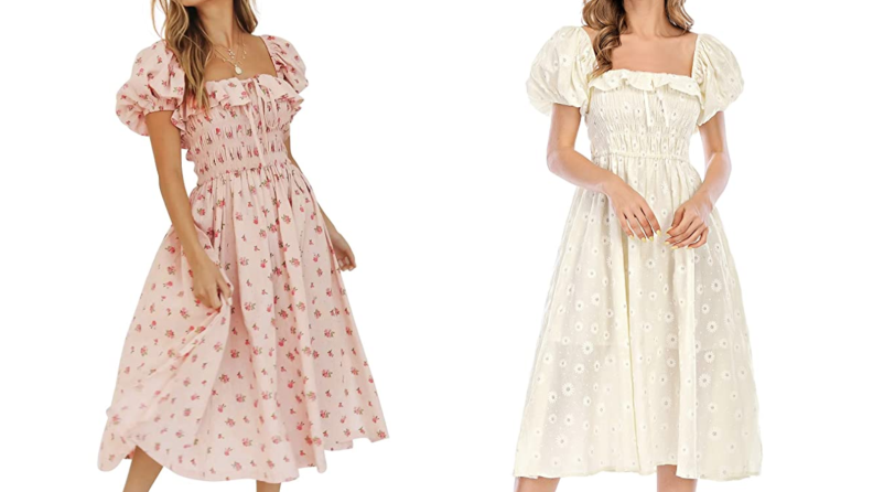 Nap Dress dupe from Amazon