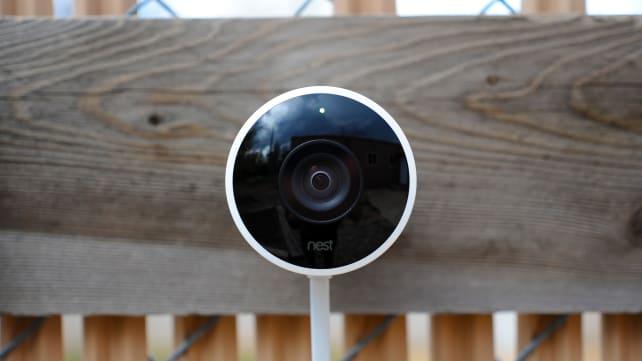 Best Smart Outdoor Security Camera: Nest Cam Outdoor