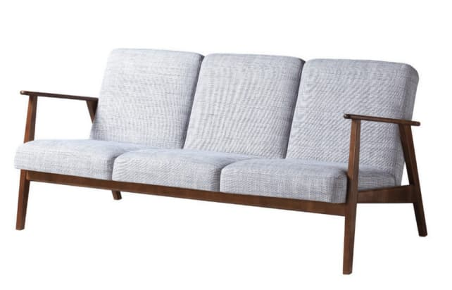 EKENÄSET 3-Seat Sofa